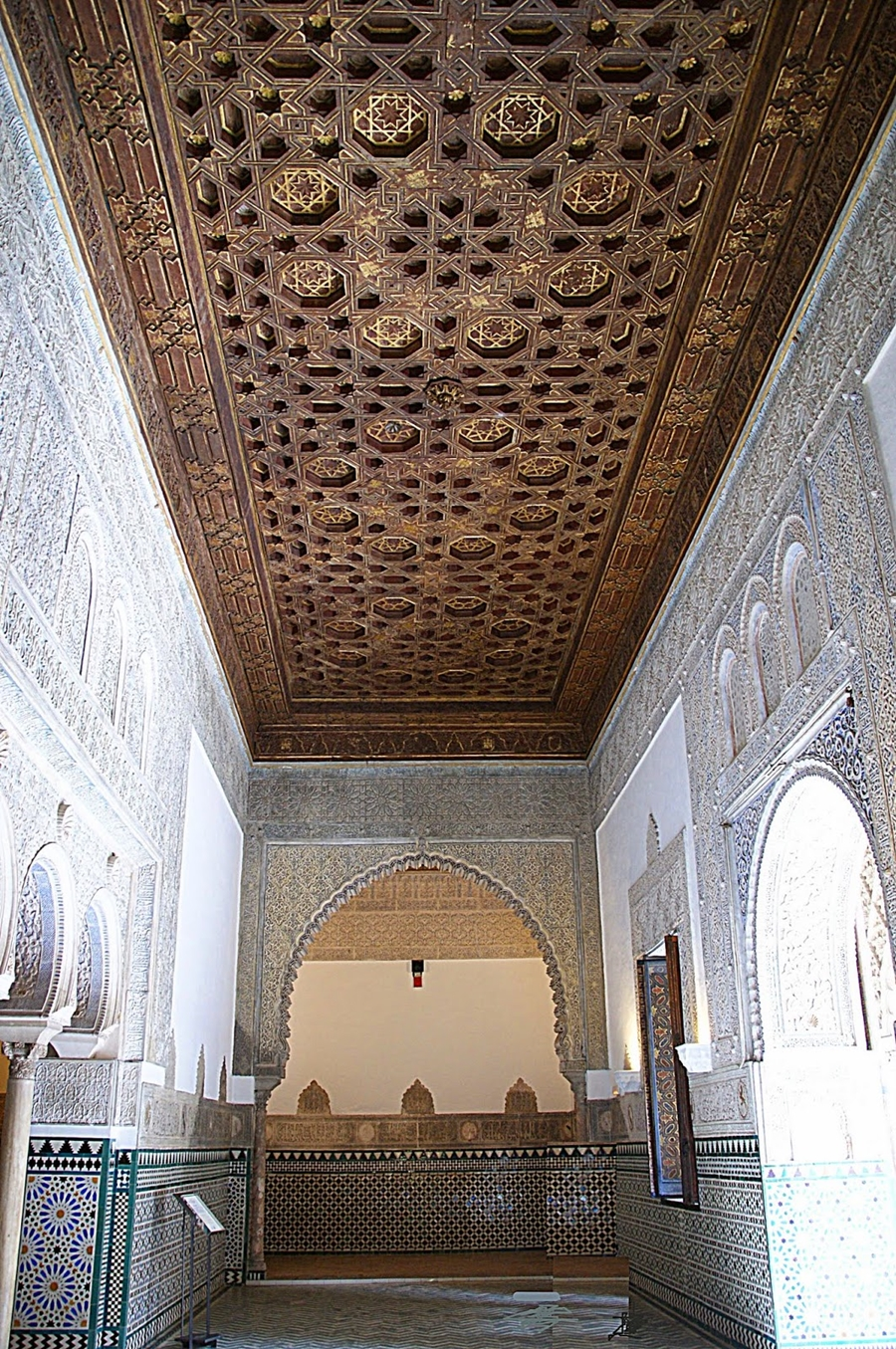 Una visita a los Reales Alczares de Sevilla