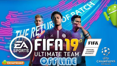 FIFA 19 Mobile APK + OBB for Android
