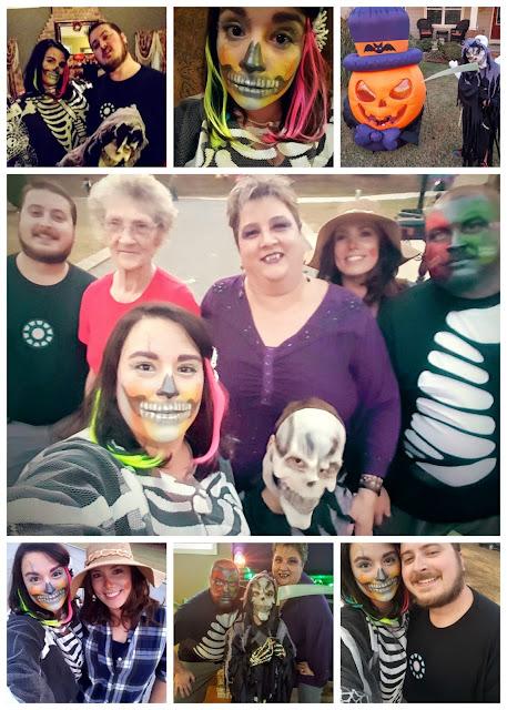 Halloween 2016 - Tirck or Treating