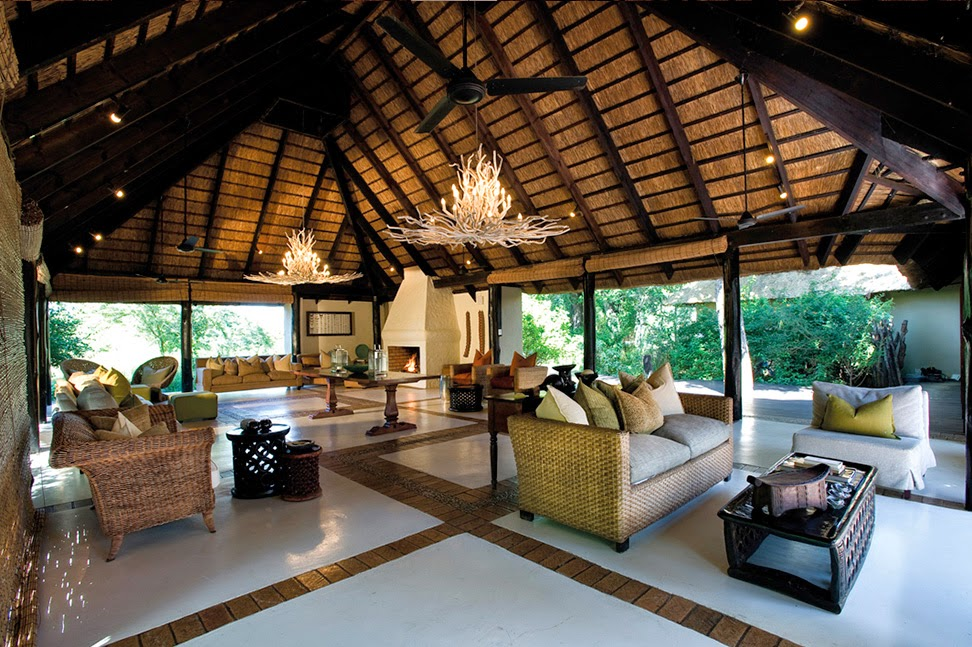 Luxury Safari Interior Design 114