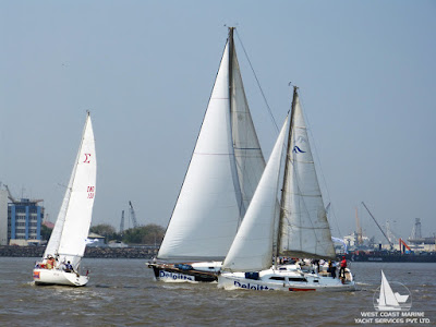 West Coast Marine Yacht Services - Boat Charter India