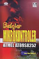 Judul Buku : Belajar Mikrokontroler ATMEL AT89S8252 Disertai Disket