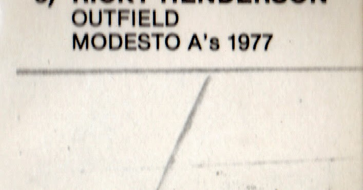 Number 5 Type Collection 1977 Chong Modesto A S Baseball