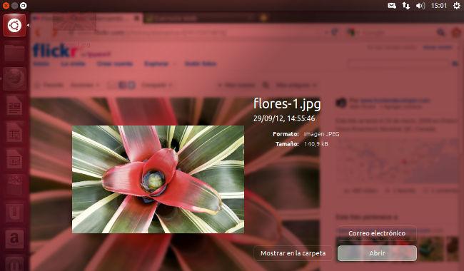 Ubuntu 12.10, vistas previas