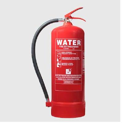Alat Pemadam Api (APAR) Cairan / Water - pustakapengetahuan.com