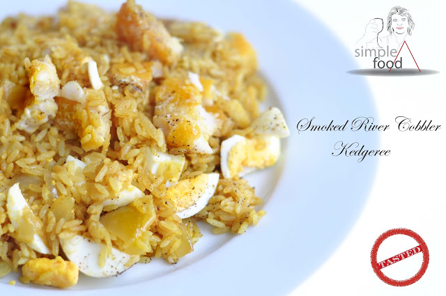 Smoked River Cobbler Kedgeree ~ Simple Food