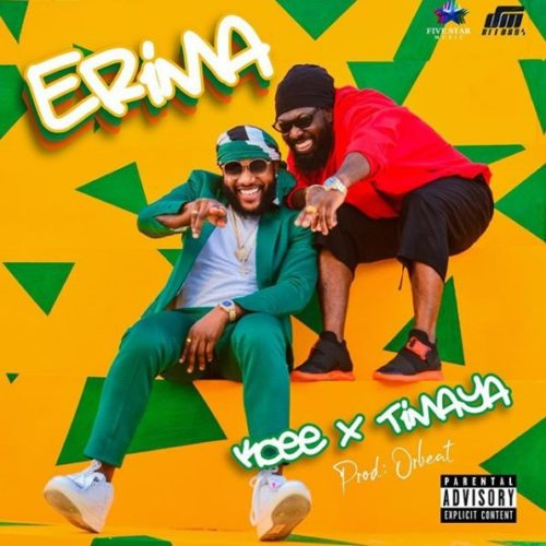 Kcee – Erima ft. Timaya - www.mp3made.com.ng