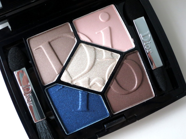 Dior fall 2015 Cosmopolite limited edition: 5 Couleurs eyeshadow palette 'Exuberante'