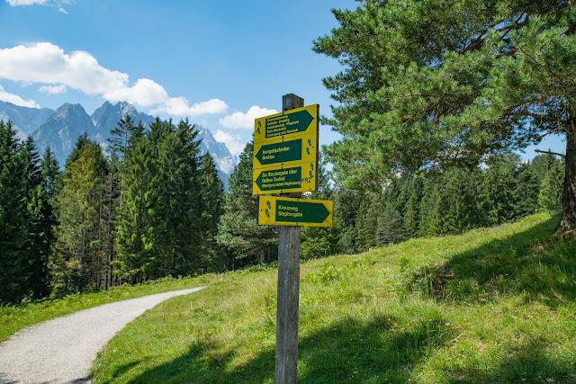 Wanderung zur Stepbergalm  Wandern Garmisch-Partenkirchen  Stepbergtour Alpentestival-Garmisch-Partenkirchen 06
