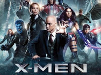 Film X-Men: Apocalypse (2016) HDCAM Subtitle Indonesia