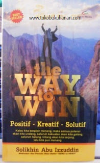 buku The way to win solikhin abu izzuddin