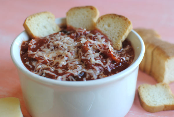 Slow Cooker Pizza Dip