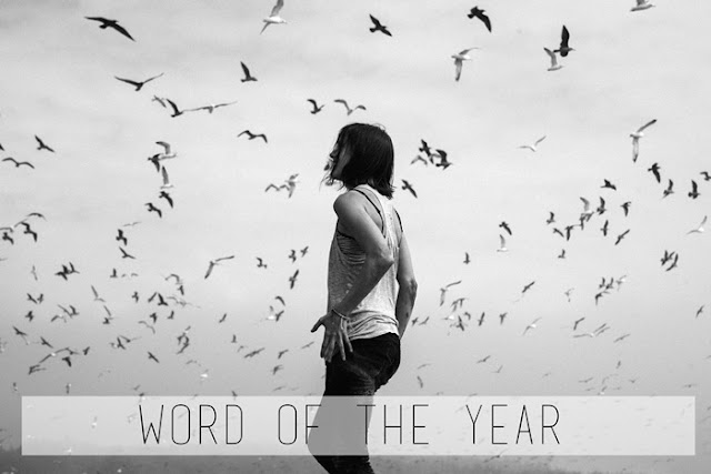 Are you being honest with yourself about your goals? My word of the year 2016 and the story behind it.