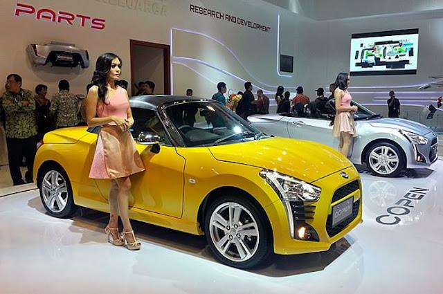 Daihatsu copen, Daihatsu new copen, Mobil daihatsu copen,