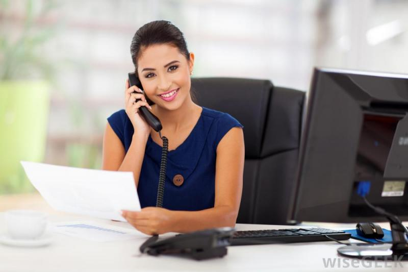 office administrator