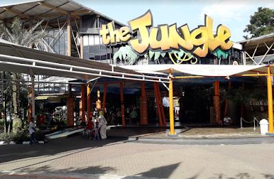 The Jungle Water Adventure Bogor, Jawa barat