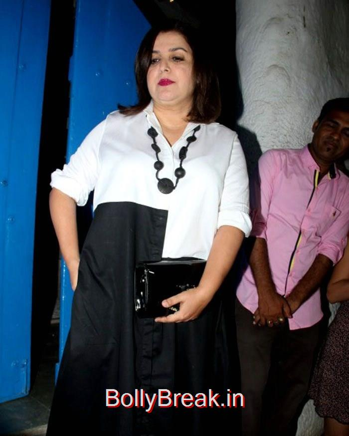 Farah Khan, Celebs At Deepika Padukone's Piku Grand Success Bash Photo Gallery