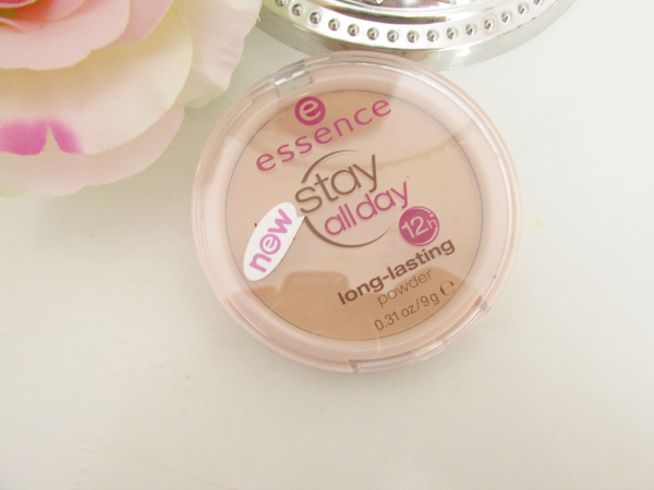 essence stay all day 12h long-lasting powder 15 Matte creme  neuheiten herbst 2014