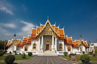 Descubre los templos de Tailandia