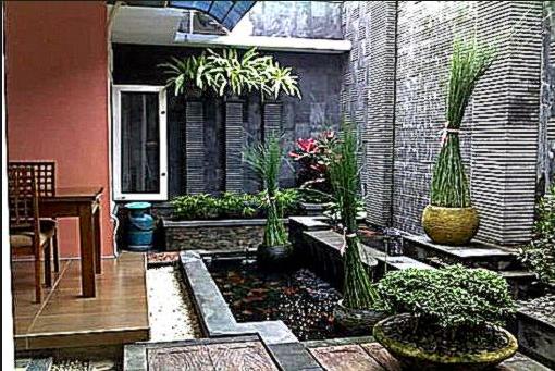 Beberapa Desain Teras Belakang Rumah Minimalis