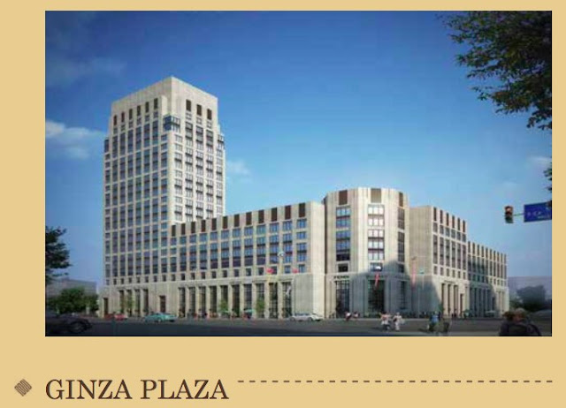Ginza Plaza - Project by Hongkong Kingland