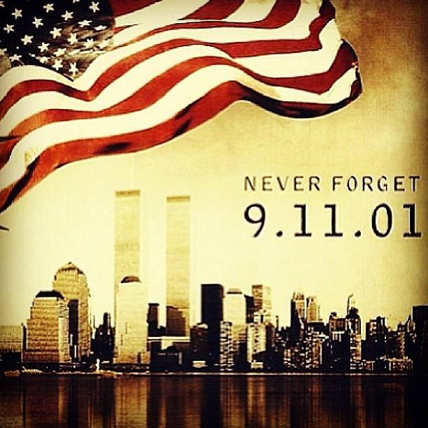 FOCAL POINT STYLING: ALWAYS REMEMBER - SEPTEMBER 11