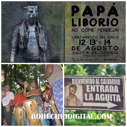 """Liborio ya no come pendejá"" género musical sanjuanero acordeón, tambora y güira"