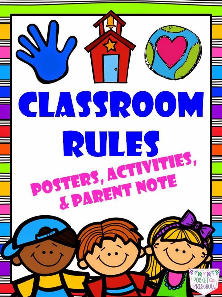 Slide1 - Pre Kindergarten Classroom Rules