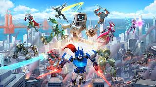 Override Mech City Brawl Xbox One Wallpaper
