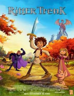 Trenk, el pequeño caballero (2015) Animacion de Anthony Power