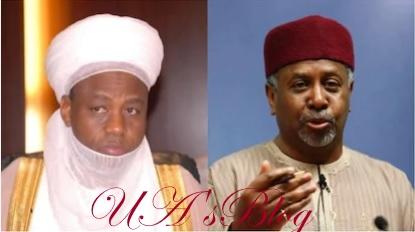 Buhari's ex-ADC, Jokolo blasts Sultan, northern elites over Dasuki's plight