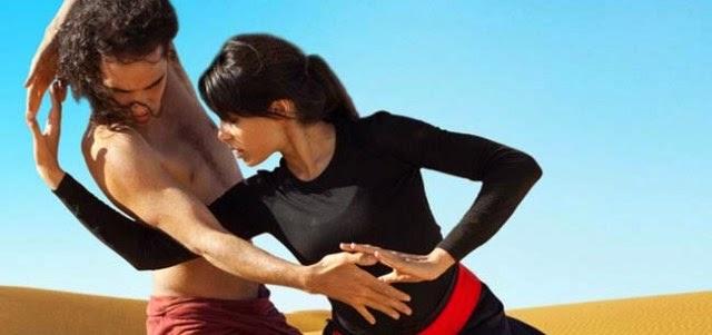Análise  O Dançarino do Deserto