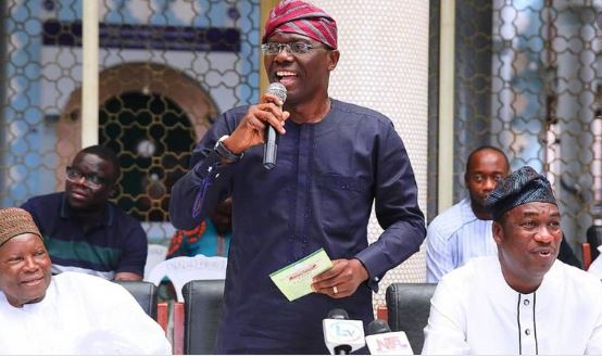 Sanwo-Olu Promises To Pay Above N30,000 New Minimum Wage If Elected As Governor