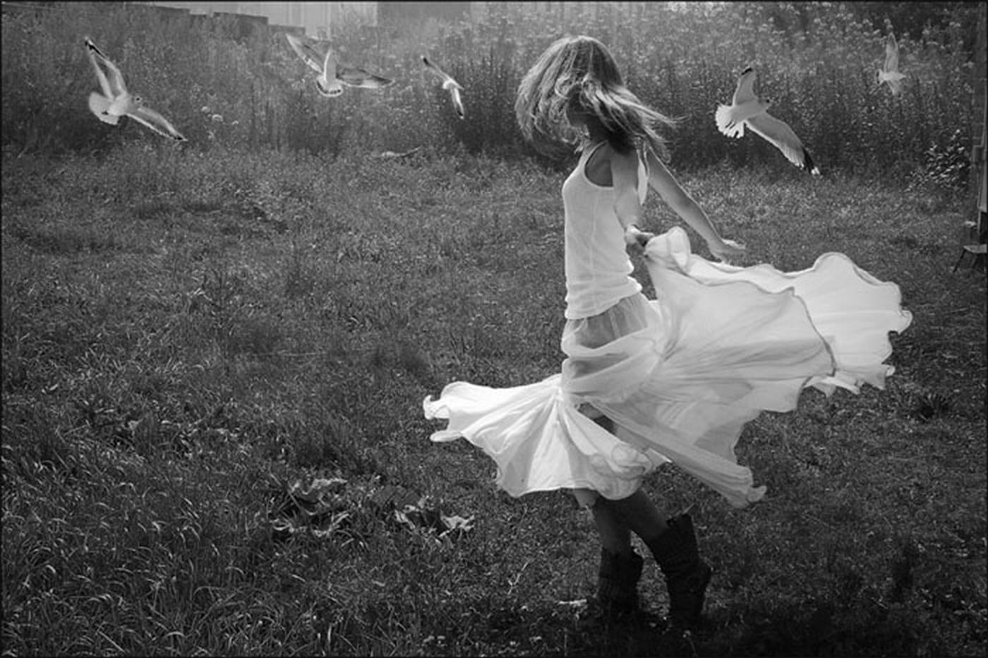 Las Fotos Mas Alucinantes: chica bailando