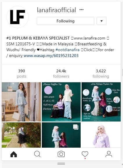 lanafira butik muslimah online