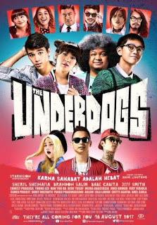 Download film The Underdogs (2017) WEB-DL Full Movie Gratis