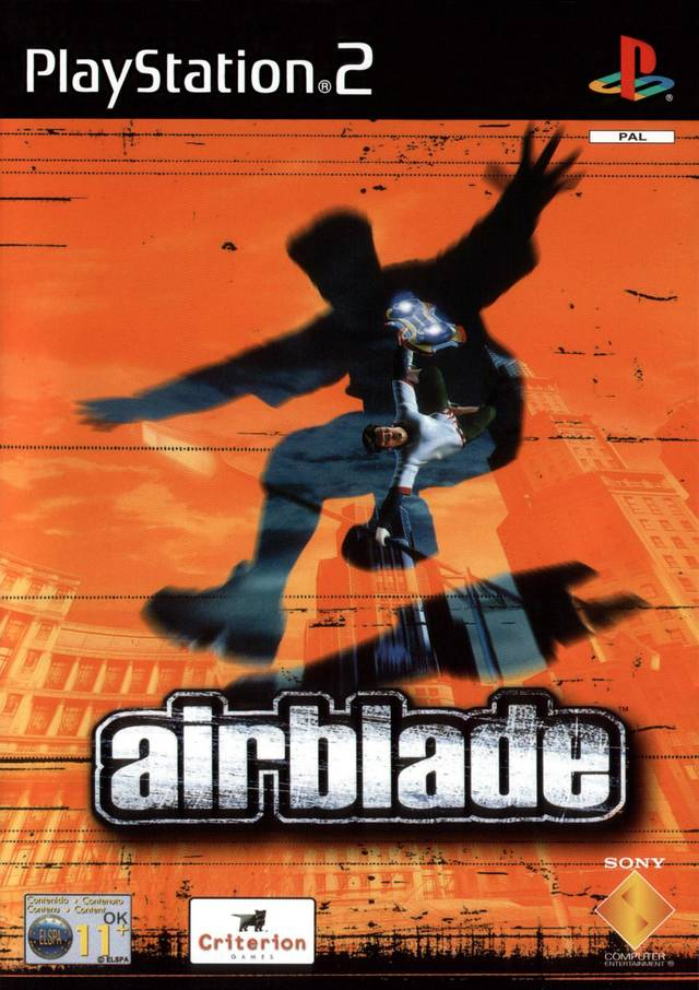 AirBlade PAL PS2