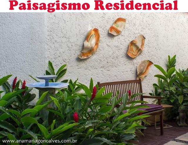 paisagismo- residencail