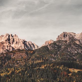 Dağ ve Gökyüzü Hd Duvar Kağıdı