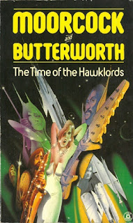 Michael Moorcock & Michael Butterworth - Time of the Hawklords