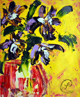 http://www.ebay.com/itm/Irises-Floral-Acrylic-Painting-on-Paper-Contemporary-Artist-France-2000-Now-/291746200872?ssPageName=STRK:MESE:IT