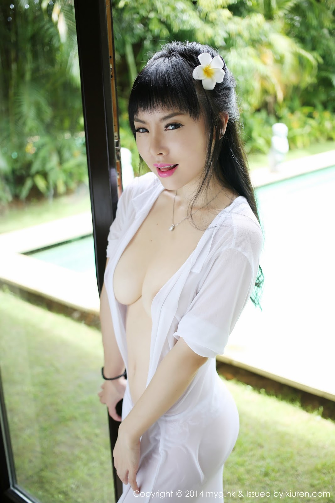 0033 - Sexy Nude Model MYGIRL VOL.49