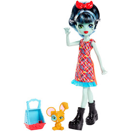 Monster High Alivia Stein Monster Family Doll