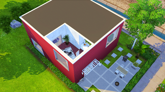 Red Box House