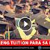 Free Tuition Sa Kolehiyo, Isinulong Ng Ilang Senador
