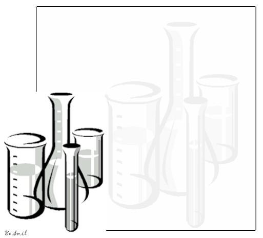 خلفيات علمية كيميائية