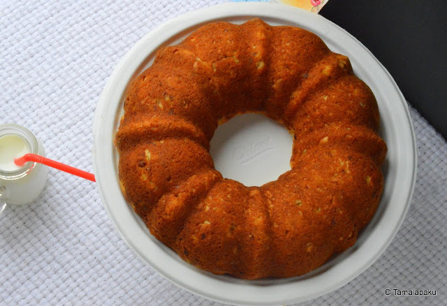 3 Ingredient Pineapple Cake
