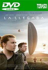 La llegada (2016) DVDRip