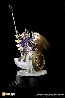 Armoured Athena Statue (Saori Kido) 1/4 de Saint Seiya - Kidslogic