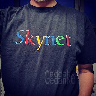 Nerdshirt: Skynet